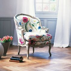 love this chair!  from Life is Beautiful