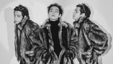 Bts Black And White, Black And White Aesthetic, Brown Aesthetic, Taehyung Gucci, Kim Taehyung, Polo Norte, Bts Bon Voyage, Bts Header, Kpop Posters