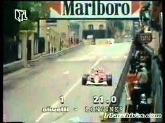 Ayrton Senna Qualifying Lap   Monaco
