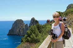 Join VBT in Southern #Italy for a walking tour along the #Amalfi Coast.