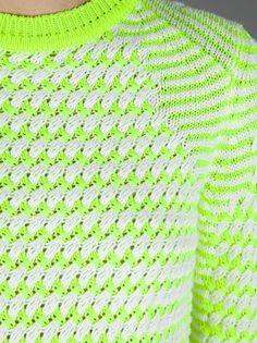 Kenzo - bi-colour sweater 5.