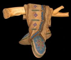 Full sized knee high moccasins