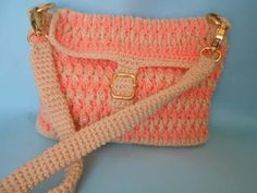 ... Bags & Totes on Pinterest Crochet bags, Crochet purses and Trapillo