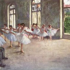 """A painting requires a little mystery, some vagueness, some fantasy. When you always make your meaning perfectly plain you end up boring people.""  Degas"