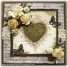 cards made using stempelglede stamps - Google Search