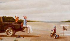 Winterpeople - David Graeme Baker