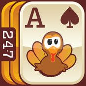 Thanksgiving Solitaire