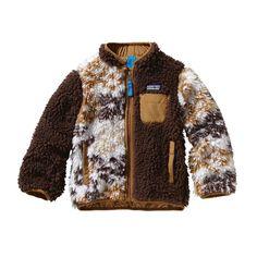 Patagonia Baby Retro-X\u2122 Jacket - Slipstream: Java Brown SLJB