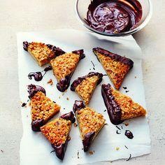 Nussecken Rezept | Küchengötter