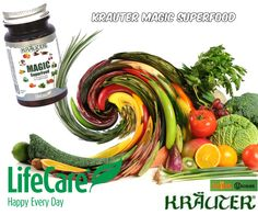Life Care Krauter Magic Super Food