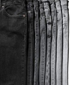 Shades of Gray | Ready to find your new favorite jeans?