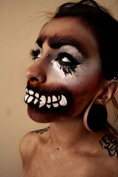 Pixiie.net Blog: Spooky Halloween Makeup Inspirations!