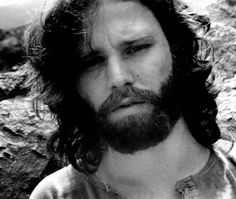 Jim Morrison by Edmund Teske