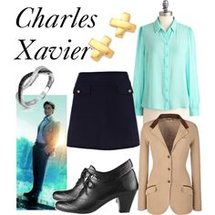Character: Charles Xavier Fandom: Marvel Film: X-Men First Class Buy it here!