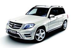 Mercedes-Benz GLK 350 4MATIC BlueEFFICIENCY