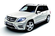 Mercedes-Benz GLK 350 4MATIC BlueEFFICIENCY