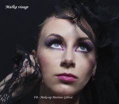 Make up and hair: Maťka Gálová  Fotograf: Norber Eggenhofer