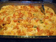 Fleur de Lolly: Cajun Crawfish Potatoes #mardigras