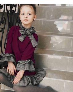 Сбор 1 Платье марки Kids Room Размеры 2 года @ylchata 3 года @karamova.diana 4 года @matveenko8544 5 лет @tanyaryabchenko499 6 лет… Dresses Kids Girl, Kids Outfits Girls, Girl Outfits, Girls Fashion Clothes, Girl Fashion, Lovely Dresses, Beautiful Outfits, Toddler Fall Fashion, Dress Anak