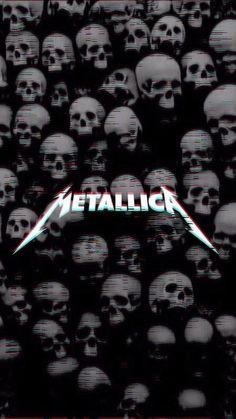 Metallica Wallpapers, Band Wallpapers, Phone Wallpapers, Heavy Metal Art, Heavy Metal Bands, Metallica Ride The Lightning, Metallica Art, Metallica Metallica, Metallica Tattoo