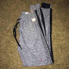 Victoria's Secret PINK Ultimate jogger/legging. NWT. Retails $65. Will lower via p p or m only PINK Victoria's Secret Pants Track Pants & Joggers
