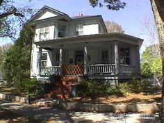 southport nc | Almgreen House | Southport, North Carolina 28461 NC CoastalGuide ... Southport, Historic Homes, North Carolina, Tours, Cabin, Mansions, House Styles, Places, Home Decor