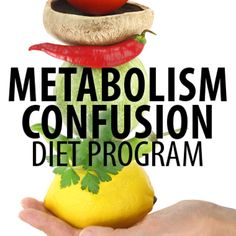 Dr Oz: Metabolism Confusion Diet Plan To Release Fat + Build Muscle
