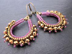boucles page 53 du beadwork aout/septembre 2012