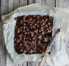 LeivinLiina: Zucchini Brownies