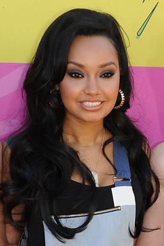 leigh anne pinnock | 14-leigh-anne-pinnock-hair Box Braids Hairstyles, Side Part Hairstyles, Cute Hairstyles, Beauty Junkie, Little Mix, Leigh Ann, Perrie Edwards, Love Hair, Her Style