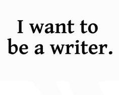 A successful writer