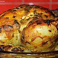 Poulet rôti à la mexicaine - La cuisine des p'tites douceurs!