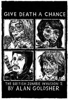 """""""Give Death a Chance: The British Zombie Invasion 2,"""" available 3/27. Yay!"""