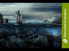 London Underwater Photoshop CS 6 - YouTube