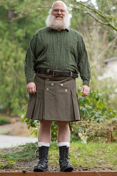 My beard and kilt on St. Patrick's day [xpost from /r/beards]    Watch for Free Full Movies Online   www.YouTube.com/antonpictures
