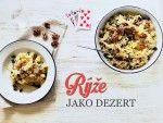 Gruzínská sladká rýže jako překvapení z cest