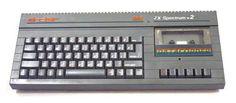 Sinclair 128k ZX Spectrum +2