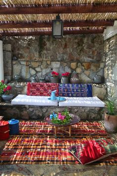 Sitting in Bohemian Turkey...