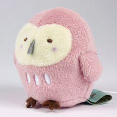 https://flic.kr/p/MNT5xA | San-X Sumikko Gurashi Mini Plush (Owl)