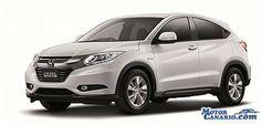 Honda Vezel: mezcla de conceptos.