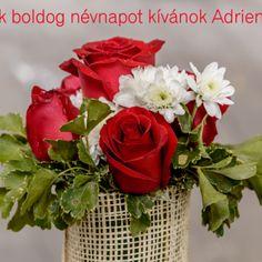Boldog névnapot Adrienn