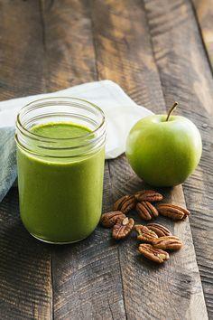 premium selection 15c2b 6b499 Green Apple Pecan Smoothie