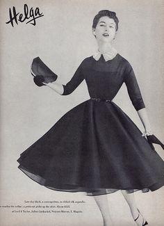 helga, 1955