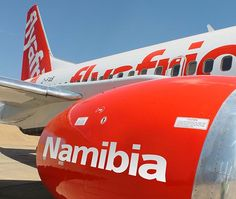 FlyAfrica launching flights from Cape Town and Johannesburg to Windhoek, Namibia #Namibia #flights
