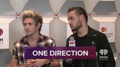 One Direction Interview at the iHeartRadio Music Festival 2014