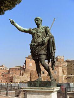 A-Z of Rome: J – Julius Caesar