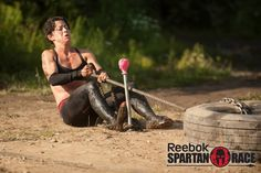 Q&A with elite obstacle course racer, Helene Dumais. #runreal #spartanrace #OCR