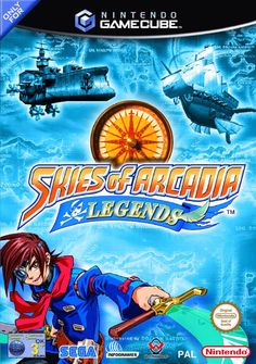 Skies of Arcadia: Legends (GameCube)