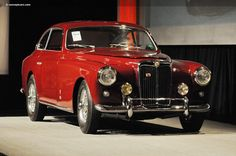 1955 Arnolt-Bristol MG Bertone Coupe