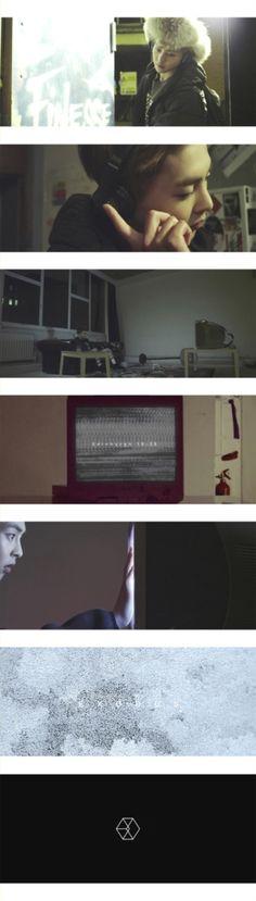 Xiumin Berlin EXO EXODUS teaser